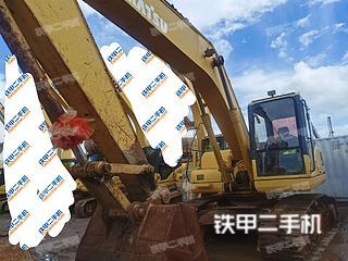中山小松PC200-7挖掘機實拍圖片