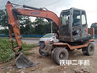 新源XY65W-8挖掘機實拍圖片
