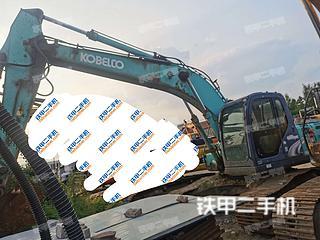 日照神鋼SK210LC-8挖掘機實拍圖片