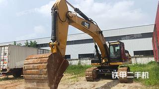 徐州卡特彼勒336D2液壓挖掘機實拍圖片