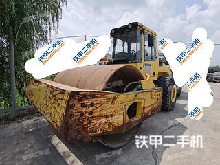 江苏-徐州市二手宝马格BW226DH-40压路机实拍照片