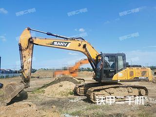 日照三一重工SY215C挖掘機實拍圖片
