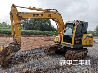 山東臨工E675F挖掘機實拍圖片