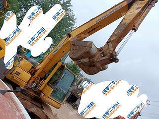 湖南-常德市二手小松PC200-8挖掘机实拍照片