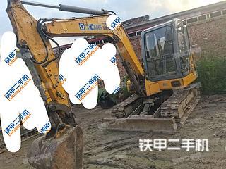 河北-石家庄市二手徐工XE60挖掘机实拍照片