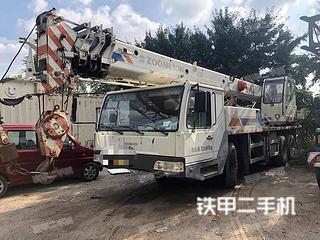 青島中聯重科ZLJ5239JQZ16H起重機實拍圖片