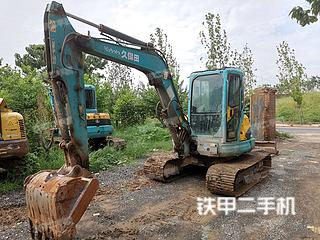 河南-郑州市二手久保田KX161-3SZ挖掘机实拍照片