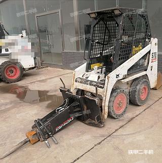 山貓S70滑移裝載機實拍圖片