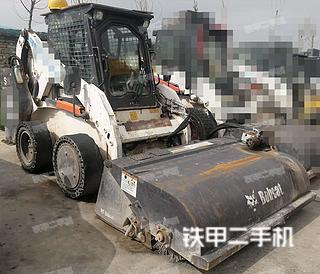 山貓S18滑移裝載機實拍圖片