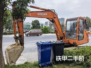 大宇DH55-V挖掘機實拍圖片