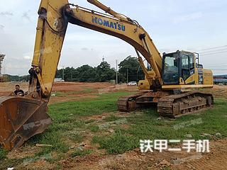 宜春小松PC350LC-10挖掘机实拍图片
