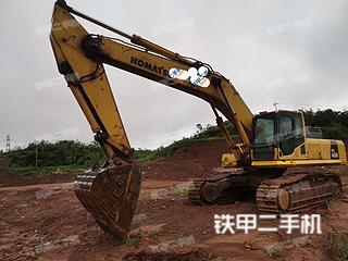 重庆-重庆市二手小松PC450-8挖掘机实拍照片