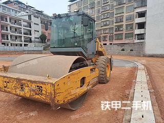 湖南-衡阳市二手徐工XS202J压路机实拍照片