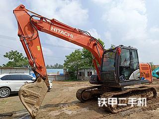 淄博日立ZX130-5A挖掘機實拍圖片