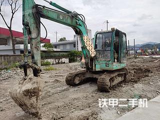 开元智富KY70-7挖掘机实拍图片