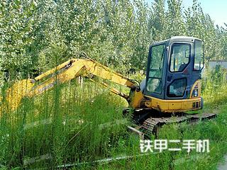 二手小松 PC55MR-2 挖掘机转让出售