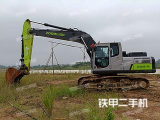 中聯重科ZE205E-10挖掘機實拍圖片