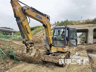 山东-济宁市二手徐工XE60D挖掘机实拍照片