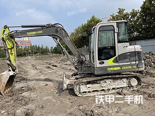 中聯重科ZE60E-10挖掘機實拍圖片