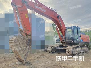 日立ZX360K-5A挖掘機實拍圖片