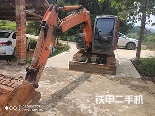 湖南-益阳市二手日立ZX60挖掘机实拍照片