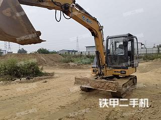 山东-泰安市二手徐工XE60挖掘机实拍照片