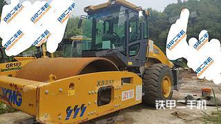 湖北-宜昌市二手徐工XS263J压路机实拍照片