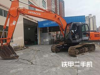 深圳日立ZX200-3G挖掘机实拍图片