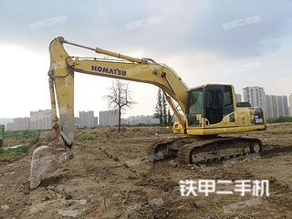 江苏-南京市二手小松PC200-8挖掘机实拍照片