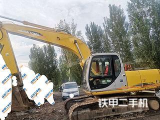 衡水住友SH200A3挖掘機實拍圖片