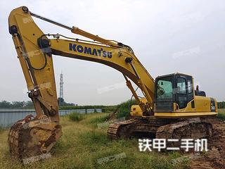 邯鄲小松PC360-8M0挖掘機實拍圖片