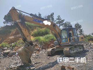 江西-九江市二手徐工XE200DA挖掘机实拍照片