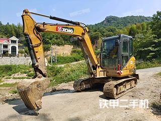江西-萍乡市二手徐工XE65DA挖掘机实拍照片