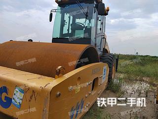 河南-漯河市二手徐工XS263J压路机实拍照片