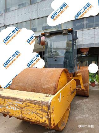 安徽-滁州市二手柳工CLG624压路机实拍照片
