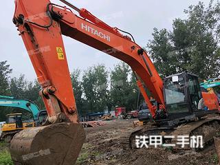 北京日立ZX330-5A挖掘機實拍圖片