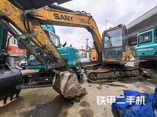 江苏-扬州市二手三一重工SY65C挖掘机实拍照片