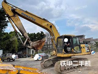 二手小松 PC200-7 挖掘机转让出售