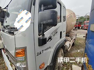 王牌CDW5110GJBA2Q4攪拌運輸車實拍圖片