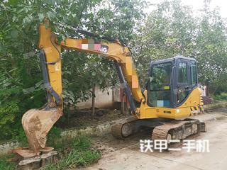 河南-郑州市二手徐工XE55DA挖掘机实拍照片