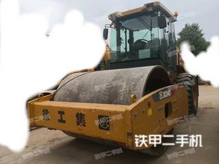 湖南-湘潭市二手徐工XS223J压路机实拍照片