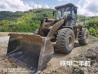 銅仁龍工LG855D裝載機實拍圖片