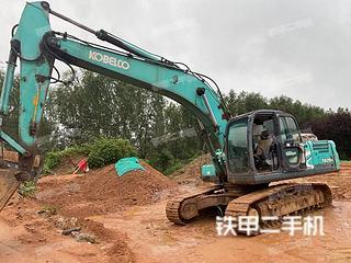 神鋼SK250-8挖掘機實拍圖片