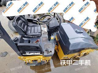 江苏-徐州市二手徐工XMR353E压路机实拍照片