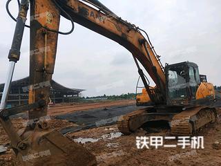 邯鄲三一重工SY310C挖掘機實拍圖片