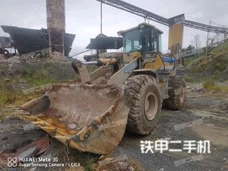 銅仁山東臨工LG953裝載機實拍圖片