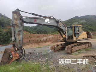 貴港徐挖XCG240LC-7E挖掘機實拍圖片