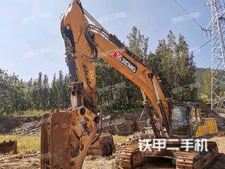 临沂徐工XE470D挖掘机实拍图片