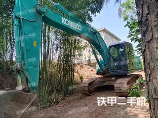 神鋼SK200-10挖掘機實拍圖片