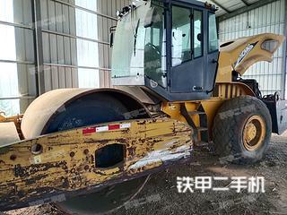 山东-滨州市二手徐工XS222J压路机实拍照片